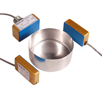 die protection sensor  - for cupper machines on beverage can making lines