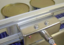 canline sensor with cans