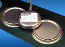 Sensores para transportador de tampas