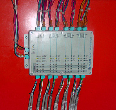 missing tab detector - quick calibration
