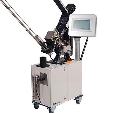 Micro Leak Tester  - high sampling rate