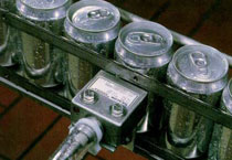 Sensores de líneas de llenado