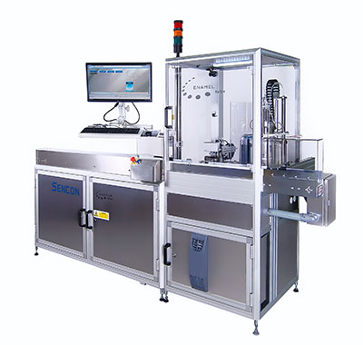 Sencon Master Series can making gauges - fully automatic, operator free measurement