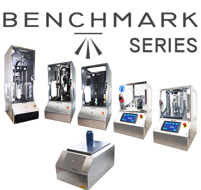 Benchmark Series  - benchtop gauges for beverags cans